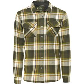 Prana Lybeck Shirt Herren cargo green